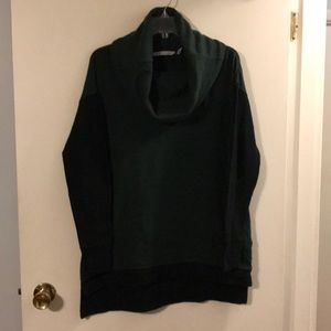 Soft surroundings cowl neck sweater